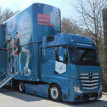 Der Coaching4Future-Truck an der LES